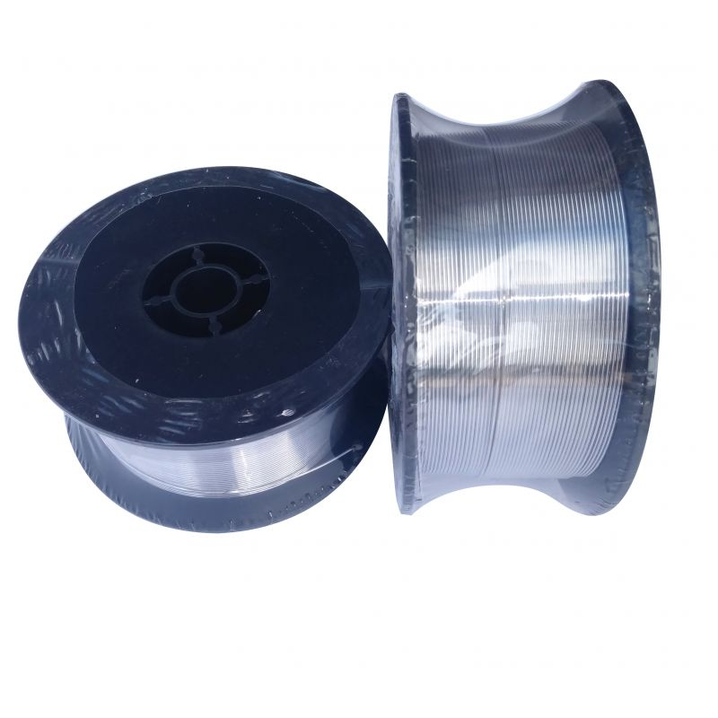 Дріт зварювальний алюмінієвий ER4043 (ALSi) 0.8 мм, 0.5 кг