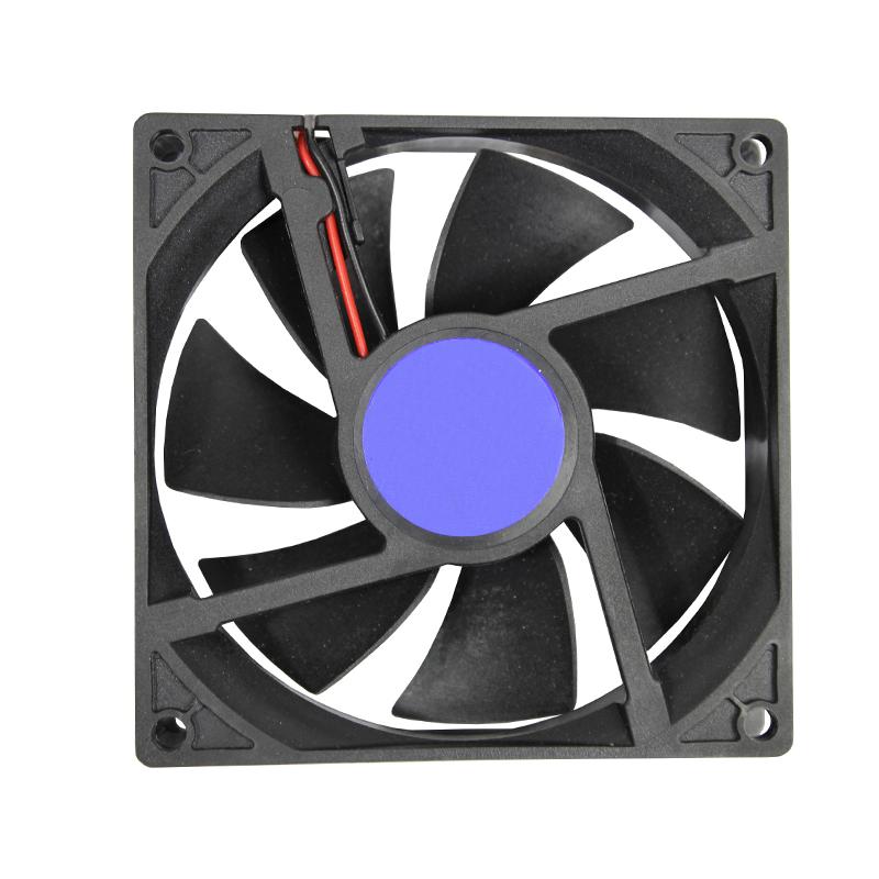 Вентилятор охолодження (кулер) 24V, 80х80х38 мм, 0.28А
