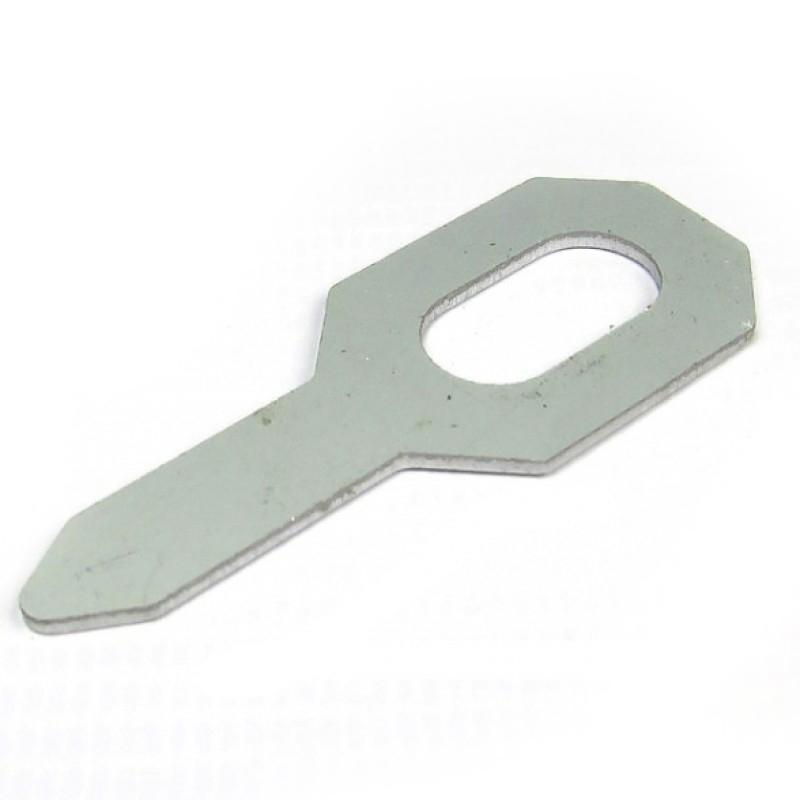 ОТ-шайба для споттера 24/12/1, 5 мм оцинкована, 20 од.