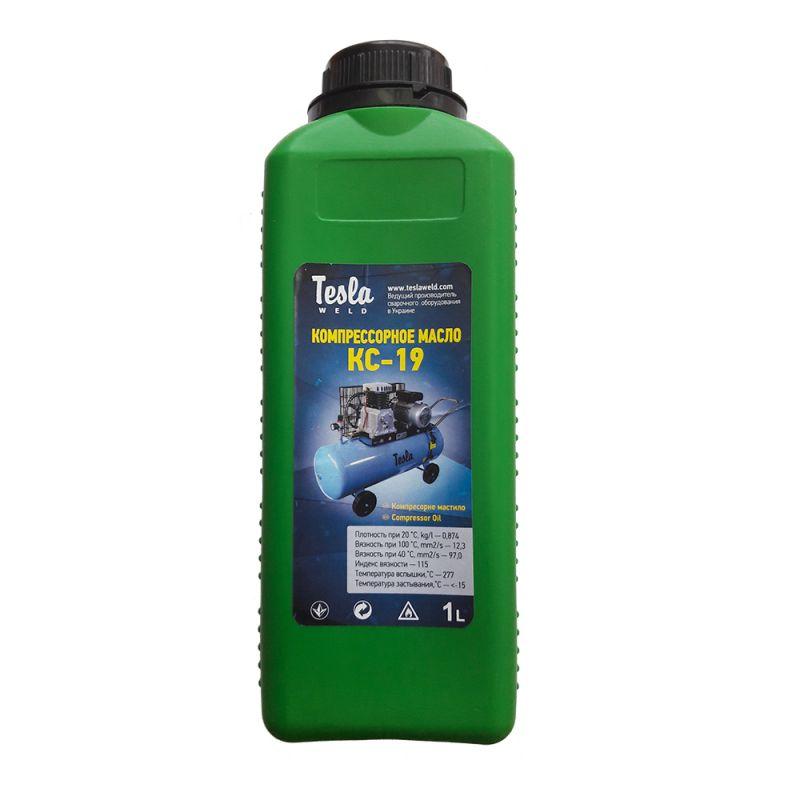 Синтетическое компрессорное масло 1л