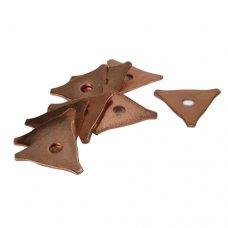 Треугольная пластина для споттера , 10 шт