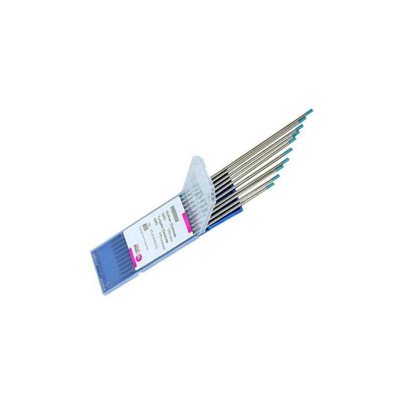 Вольфрамовий електрод WR2, 1.6 мм (бірюзовий)