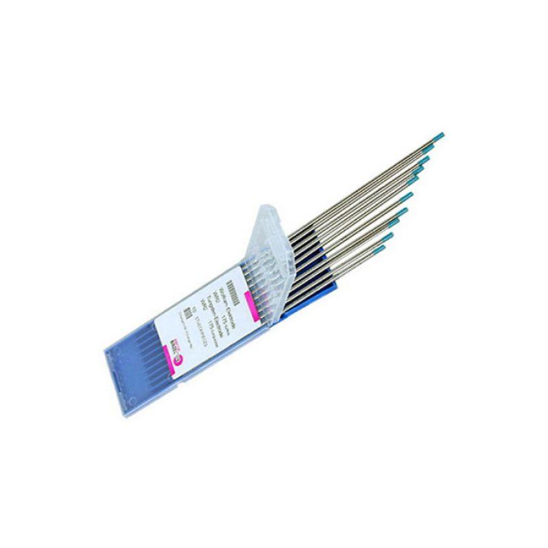 Вольфрамовый электрод WR2, 2.0мм (бирюзовый)