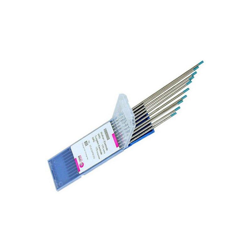 Вольфрамовий електрод WR2, 3.2 мм (бірюзовий)