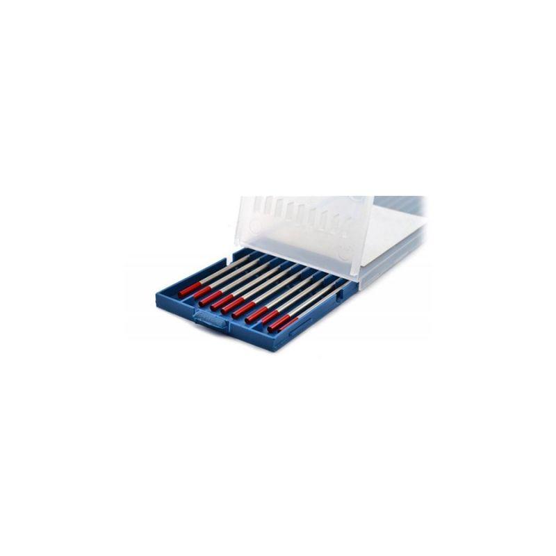 Вольфрамовий електрод WT20, 4.0 мм (червоний)