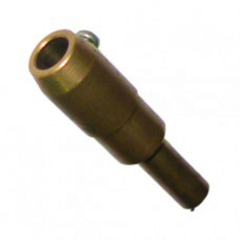 Затискач вуглецевого стрижня та електрода (для споттера)