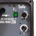 Зварювальний напівавтоматичний апарат Tesla Weld MIG/MAG/FCAW 250, фото 12