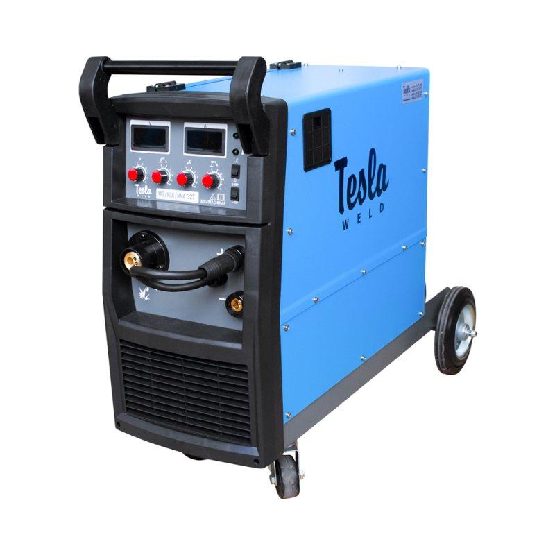 Зварювальний напівавтоматичний апарат Tesla Weld MIG/MAG/FCAW/MMA 327