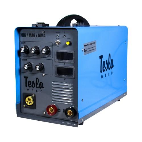 Зварювальний напівавтоматичний апарат Tesla Weld MIG/MAG/MMA 301