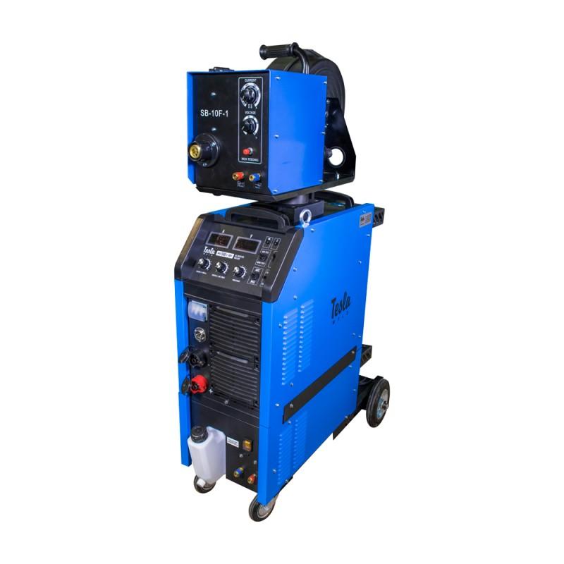 Зварювальний напівавтоматичний апарат Tesla Weld MIG/MAG/MMA 500 S