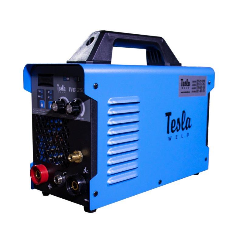 Апарат аргонодугового зварювання Tesla Weld TIG/MMA 250