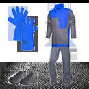 Защитная одежда и обувь